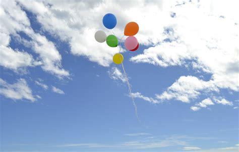 Fotos bonitas con globos de helio   El Blog de Golosi