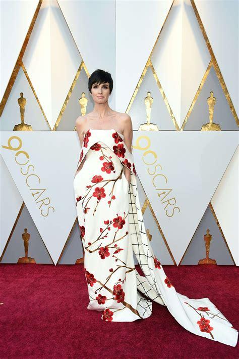 Fotos de alfombra roja de Premios Oscar 2018: Eiza ...