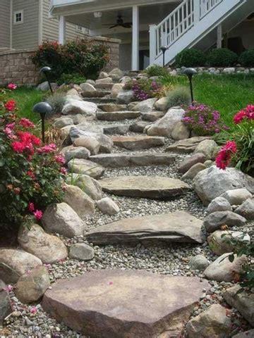 Fotos de caminos de piedra para jardin de todo tamaño y ...