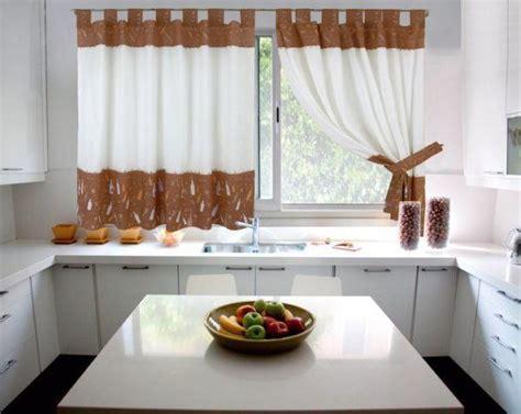 Fotos de cortinas para la cocina 2018| Diseños y consejos ...