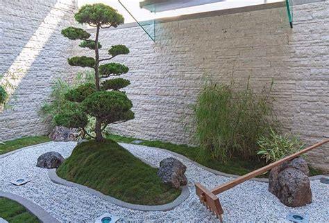 fotos de decoracion de jardines pequeños con piedras.jpg ...