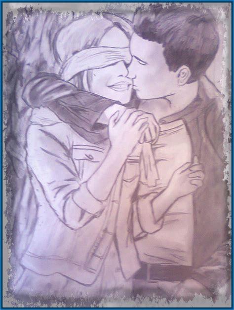 Fotos De Dibujos A Lapiz De Amor y Romanticismo   Dibujos ...