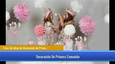 Fotos de ideas de decoración de Primera Comunión para niño ...