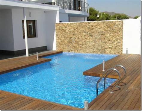 Fotos de piscinas pequeñas y muy pequeñas