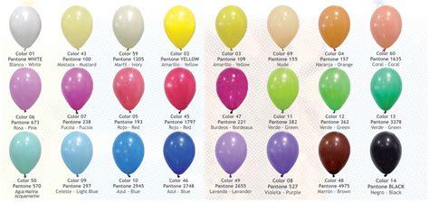 Fotos Globos Colores. Globos Celebracin Flotante Colores ...
