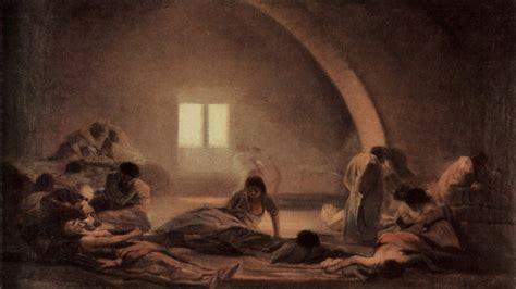 Francisco de Goya   Ciclo de pinturas  Desastres de la ...