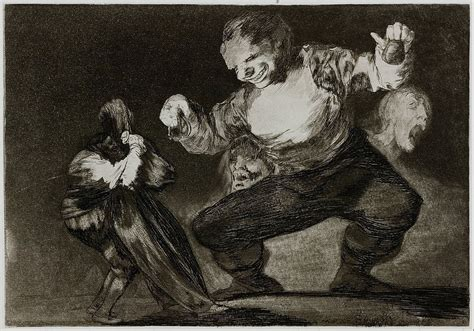 Francisco De Goya On War, Bullfighting, And Mad Reason