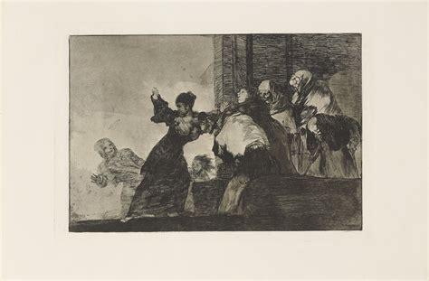 FRANCISCO DE GOYA Y LUCIENTES  1746 1828  , Los Proverbios ...