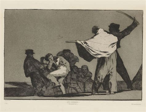FRANCISCO DE GOYA Y LUCIENTES  1746 1828  , The four ...