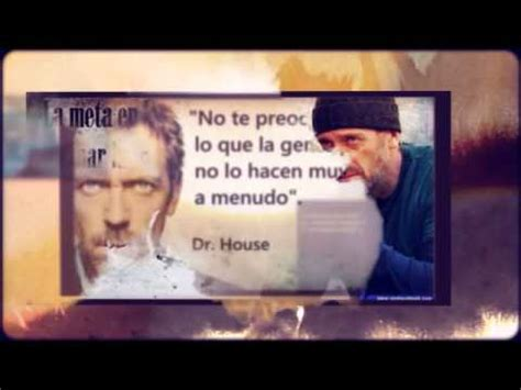 Frases ironicas de dr house   YouTube