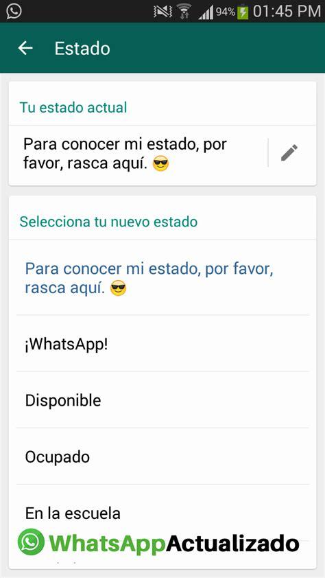 Frases para el estado de Whatsapp   Frases Felices :D