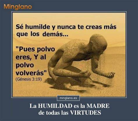FRASES para SER HUMILDE en la VIDA