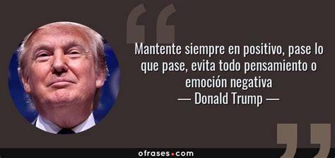 Frases y citas célebres de Donald Trump