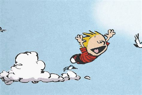 Free Calvin And Hobbes GIF   Find & Share on GIPHY