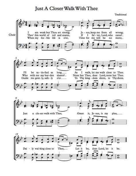 Free Choral Sheet Music Pdf   sheet music archive ...