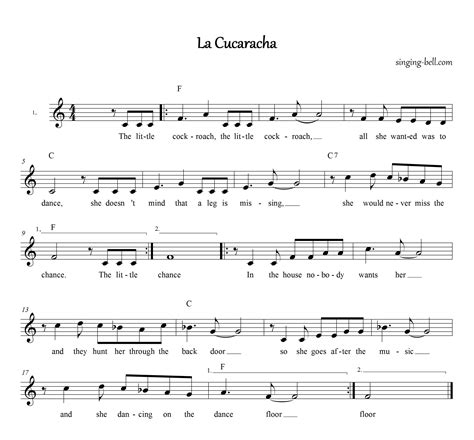 Free Nursery Rhymes | La Cucaracha   free mp3 download