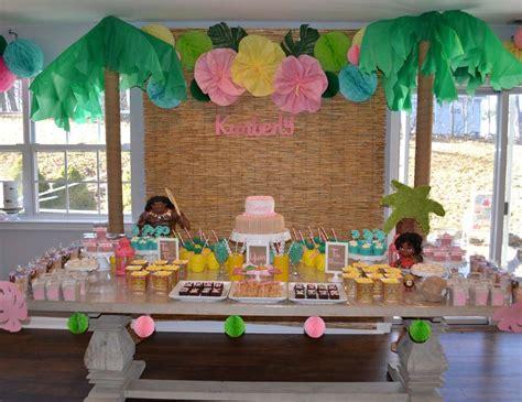 Free Printable Moana Birthday Invitation and Party Ideas ...