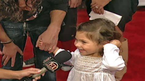 From The Vault: Chris Cornell Brings His Daughter To ...