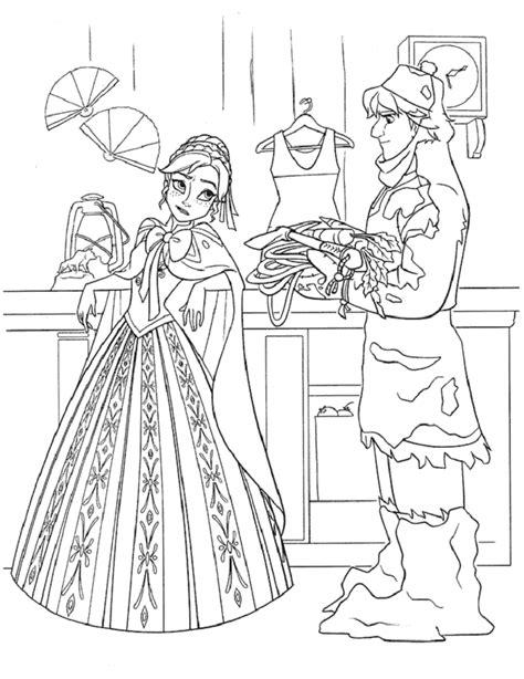 Frozen dibujos para colorear   Dibujos para colorear
