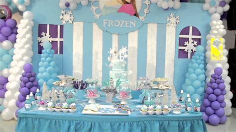 Frozen Maeli Fiestas Decoracion