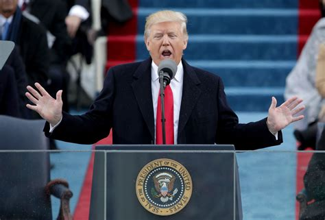 Full Text: President Donald J. Trump s inaugural address