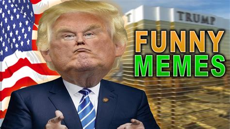 FUNNY DONALD TRUMP COMPILATION  Funny Moments and Dank ...