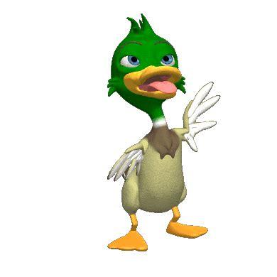 funny duck gif | Dance Duck | FUNNY GIF | Pinterest | Gifs ...