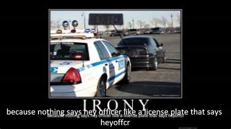 Funny Irony