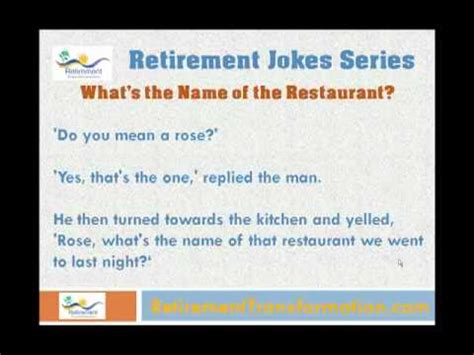 funny jokes about retirement   Video Search Engine at ...