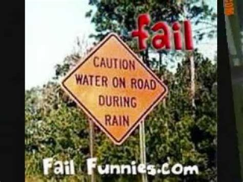 Funny signs 100% Clean   YouTube