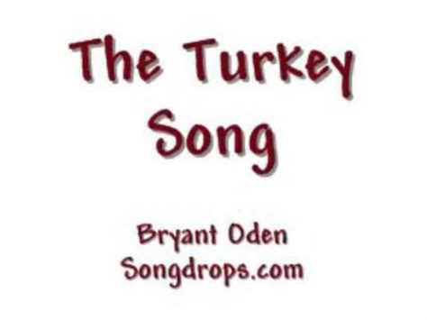 FUNNY Thanksgiving Song: The Turkey Song   YouTube