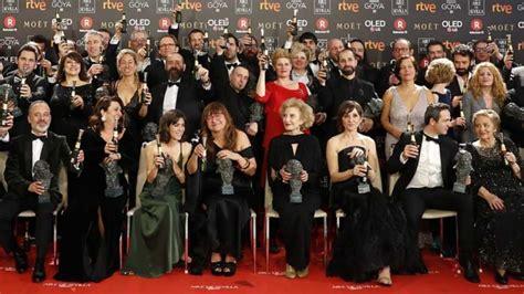 Gala de los Premios Goya 2018   Completa