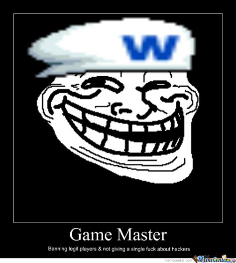 Game Master by recyclebin   Meme Center