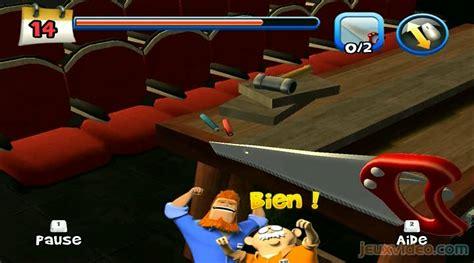 Gameplay Brico Party : Les As du Bricolage : Réparons le ...