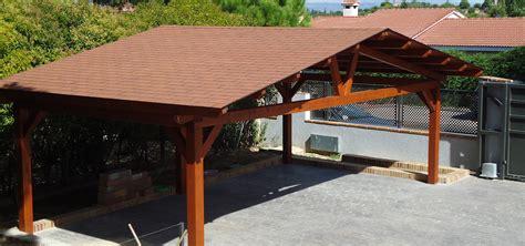 Garajes de Madera de Pergomadera Pérgolas y Porches de ...
