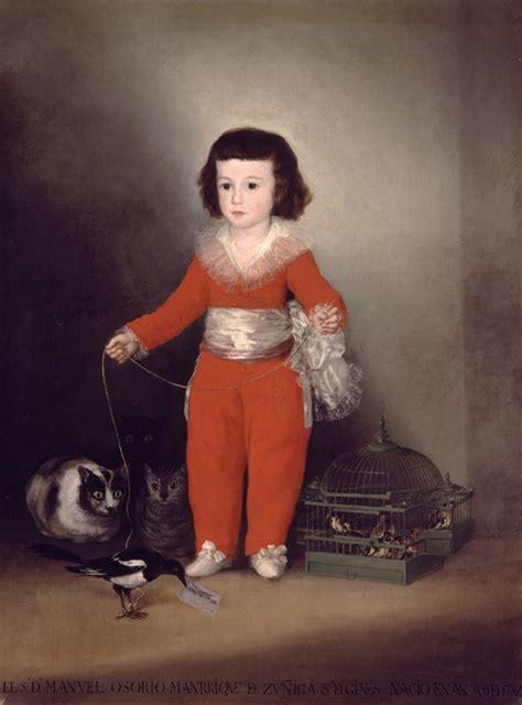 Garden of Praise: Francisco Goya Artist