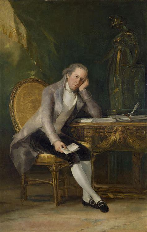 Gaspar Melchor de Jovellanos  Goya    Wikipedia, la ...