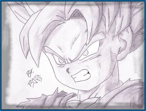 Geniales Imagenes para Dibujar a Lapiz de Dragon Ball Z ...