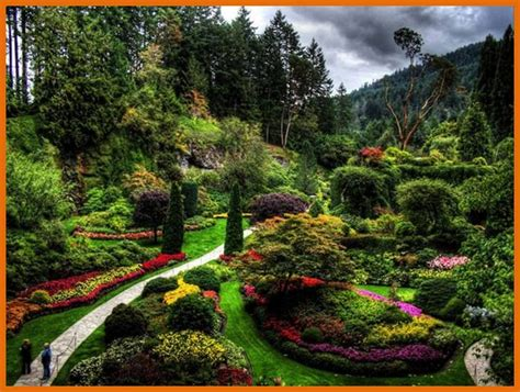 Get Images: Beautiful Gardens Around The World