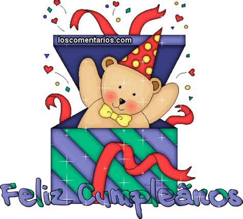Gif de cumpleaños para FaceBook   Imagui
