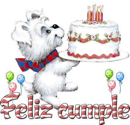 Gifs Animados de Tartas de Cumpleaños para Felicitar   ツ ...