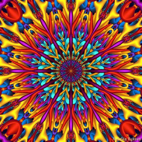 Gifs de Mandalas, Imágenes de Mandalas con movimiento