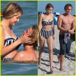 Gigi Hadid & Cody Simpson Pack on the PDA, Look Too Cute ...