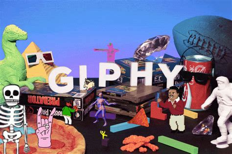 Giphy + Messenger, Giphy's First Mobile App, Brings GIF ...