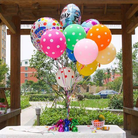 Globo de helio de cumpleaños peso decoración de fiesta de ...