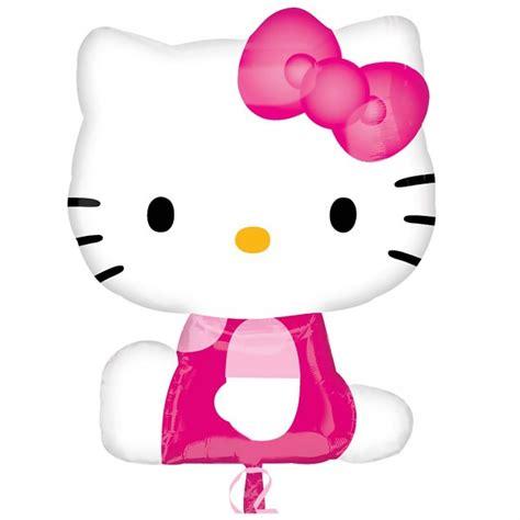 GLOBO DE HELIO GRANDE HELLO KITTY ROSA   comprar online en ...