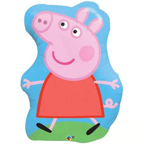 GLOBO DE HELIO GRANDE PEPPA PIG   comprar online en ...