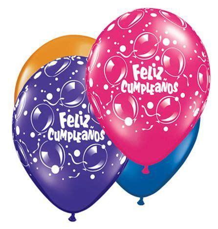 Globo  Feliz Cumpleaños  • Los Desayunos de la Abuela