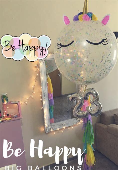 Globo Gigante Unicornio | big balloons | Pinterest ...
