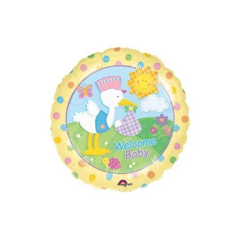 Globo helio welcome baby   Barullo.com